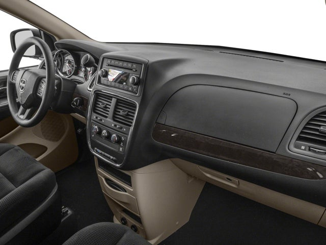 2018 Dodge Grand Caravan Sxt Stillwater Ok Enid Guthrie Dealer