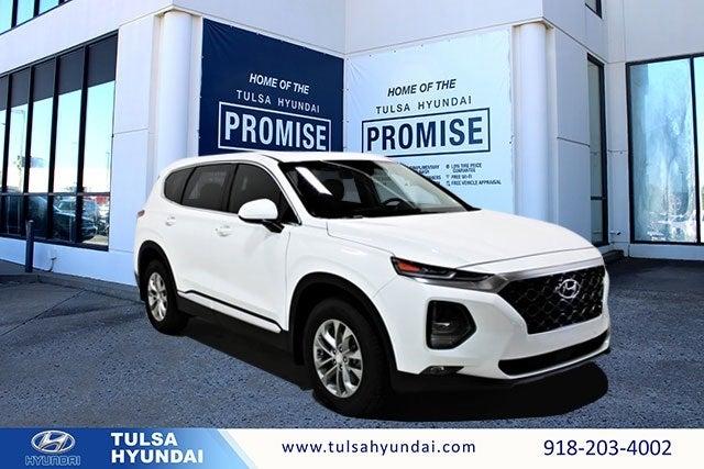 2020 Hyundai Santa Fe Sel 2 4 Quartz White Stillwater Ok Enid Guthrie Dealer