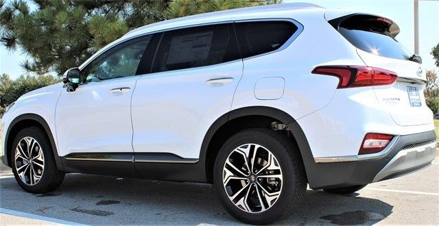 2020 Hyundai Santa Fe Limited 2 0t Quartz White Stillwater Ok Enid Guthrie Dealer
