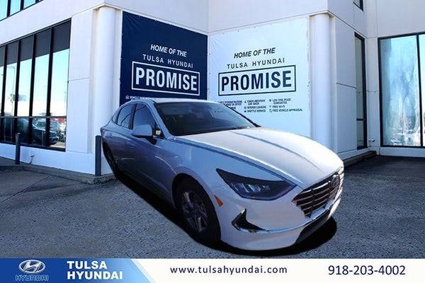2020 Hyundai Sonata Se Quartz White Stillwater Ok Enid Guthrie Dealer